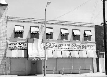 Original Eide Facility in Downtown Los Angeles