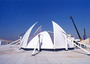 Eide Industries Fabric Structures Retractable Structures