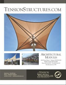 New Tension Structures