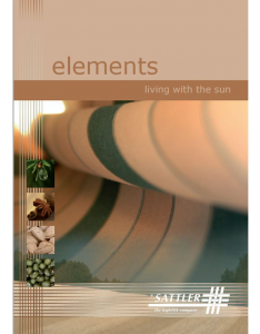 Sattler Elements