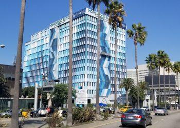 The H Hotel Tensile Facades