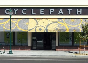 Commercial Awnings with Graphics