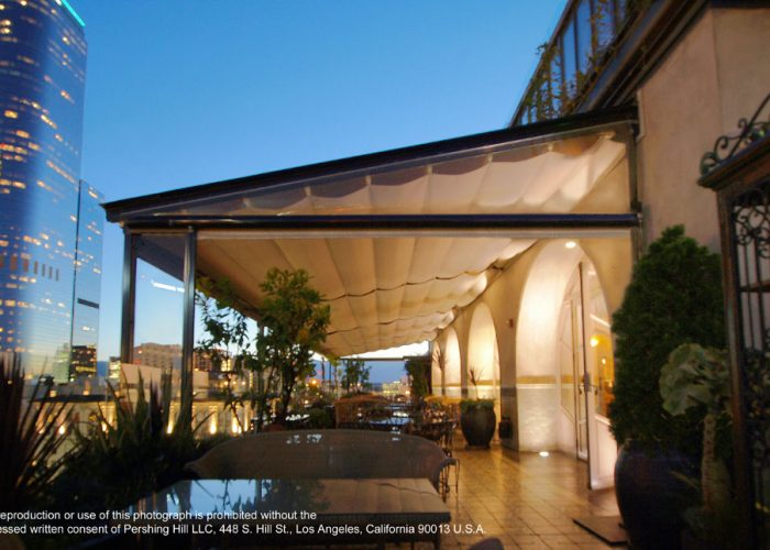 Eide Industries Inc Architectural Fabric Shade Structures